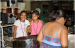 Learning to play the steelpan