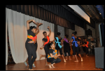 Kathak display for parents and guests
